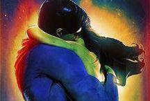 Superman fanatic / by Raylene Vasquez