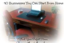 How To Really Start And Operate A Home Business / The real deal on how to start a profitable home business from A-Z