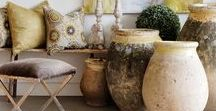 mediterranean style / in this collection I'll save pretty ideas for my farmhouse in Gharb on the beautyfull island of Gozo.