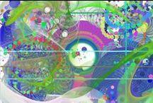 Portfolio digital / Ejercicios realizados en Dibujo Artístico con distintas aplicaciones online de dibujo y/ o editores gráficos como GIMP