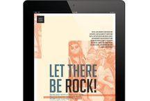 iPad editorial  / by Santiago Orrego