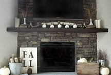 MANTLES/ FIREPLACES