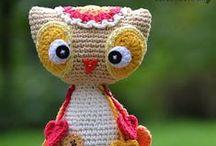 Amigurumi. / Amigurumi crochet.