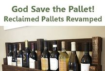 Make it Pallet-able / Recycled Pallet Ideas