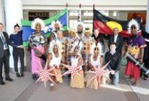 NAIDOC Reception Australian Department of Foreign Affairs 2014 / NAIDOC - National Aborigines & Islanders Day Observance Committee