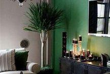 Interieur >> groen