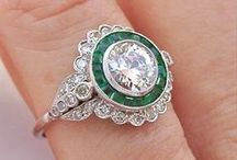 Vintage Rings / by BKGJewelry