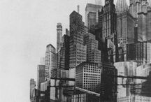 Utopia/Dystopia / Time Machine: Destination visualisation.