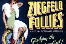 """Florenz Ziegfeld, the Ultimate Showman / """"Glorifying the American Girl""""really meant he could get away with almost anything, and he did. / by maureen heidel"""