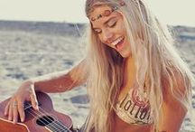 Hippie/Boho style