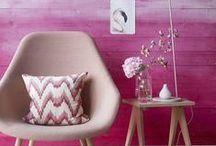 Interieur >> Roze /