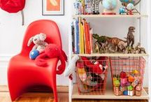 Interieur >> Kinder(slaap)kamer /