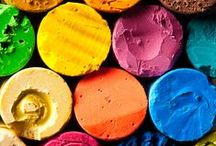 TOUCH OF COLOUR / COLORES QUE NOS INSPIRAN