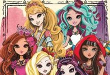 My Ever After High / Pictures of my dolls some of these photos are mine! I ❤️❤️❤️ EAH! / by Kitty Cheshire