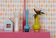 Interieur >> Pastelkleuren /