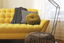 Interieur >> geel /