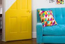 Interieur >> Kleurrijk