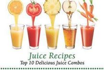 Juicing - Liquid Nutrition / Liquid Nutrition / by Zayn Philip