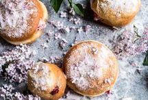 Doughnuts_Krapfen_Cupcakes / Doughnuts, Krapfen, Pfannkuchen,