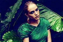Green / Green inspiration.