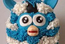Moje torciki - my cakes ;)