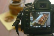 Foodphotography making of