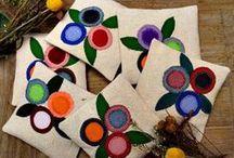 lavender sachet / lavanta kesesi , lavender sachet, handmade, elisi, handcrafted, patchwork
