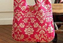 Taschen nähen: Schnittmuster & Inspirationen / Pattern, Schnittmuster, Taschen selbergemacht