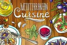 BargainsRus Mediterranean Delights / If you would like to contribute to this board LIKE us at www.facebook.com/bargainsrus.club. Leave your Pinterest address.  To see an array of Mediterranean recipes which will arouse your culinary taste buds. Please keep on topic with no porn, nudity or spam.  Featuring: Spanish, Italian. Greek, Turkish, Lebanese, Israeli, Egyptian, Tunisian, Libyan, Algerian, Moroccan and Portuguese.