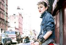 80s Fashion / Fashion icons and trends directly from the 80s.