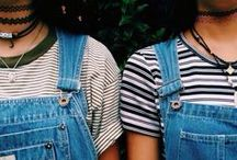 90s Fashion / Fashion icons and trends directly from the 90s.