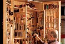 BargainsRus Garage and Workshop / Unique utilization space in your gargare and workshop.