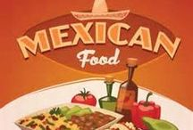 BargainsRus Mexican Food / Mexico Food.  Spicy south of the boarder cuisine.