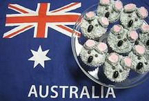 BargainsRus Oceania / Recipes from downunder; Australia and New Zealand