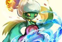 Video Game: Pokemon / Satoshi Tajiri
