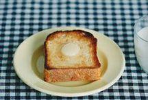 Toast + Breakfast / Lecker Frühstücken...