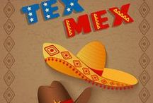 BargainsRus Tex Mex / A spicy Texas variation of Mexican cuisine.