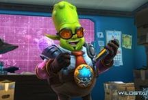 Video Game: Wildstar / Carbine Studios & NCsoft