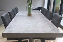 CONCRETE COUNTERTOPS DONE BY BETON BETON MICROTOPPING OVERLAY / Worldwide decorative concrete material tool and technique leader