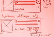 UI   UX   Interaction Design / interfaces interactions experiences