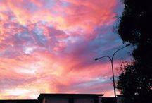 Sunset | Sunrise / Sunset • Sunrise • View • Sky