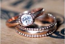 Wedding Rings / Here you can find trendy and cute wedding ring ideas.