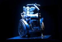 des batons dans les roues! / handicap / disabled and smile products and tools help / by Reverdit Fabienne