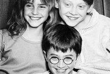 Potterhead / Random Harry Potter pins:)