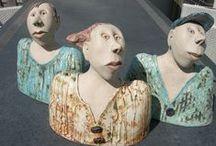 keramiek mensfiguren