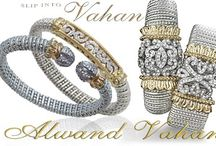 Alwand Vahan / Sophisticated, wearable jewelry for women. Established in 1968, Vahan Jewelry is an awarding winning designer of gold, sterling silver and diamond jewelry.