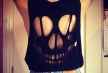 my new closet / clothes I wish I had