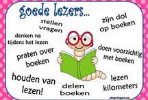 Lezen (thuis) / Lezen met uw kind is erg belangrijk. Hier vindt u meer informatie, tips en ideeën.