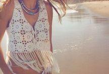 Best beach outfits / #Best #beach #outfits