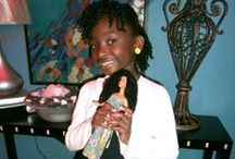 N.G.U.  Customers / Photos of happy customers that purchased dolls from Natural Girls United